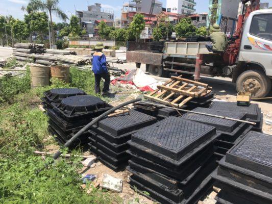 Nắp hố ga Việt Á